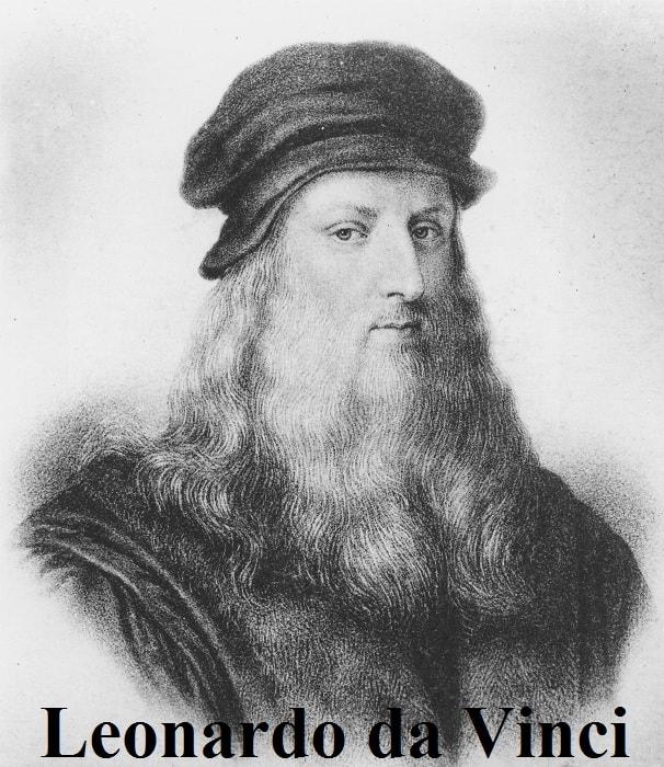 لئوناردو داوینچی - Leonardo da Vinci