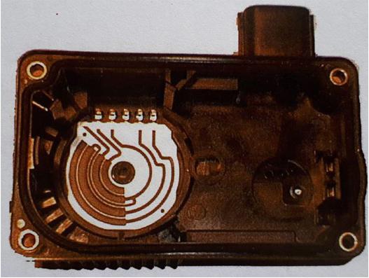 سنسور موقعیت الکتریکی دریچه گاز