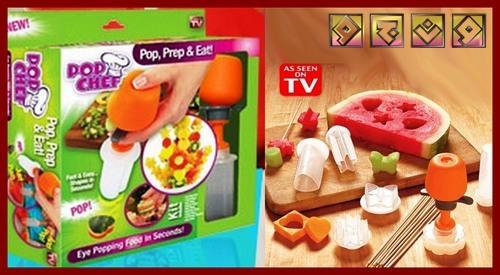 خرید اینترنتی ارزان قالب میوه ارایی قالب میوه و سبزیجات قالب میوه پاپ شف قالب میوه pop chef قالب میوه ساز  قالب میوه قیمت قالب دسر فلزی قالب میوه قالب ميوه