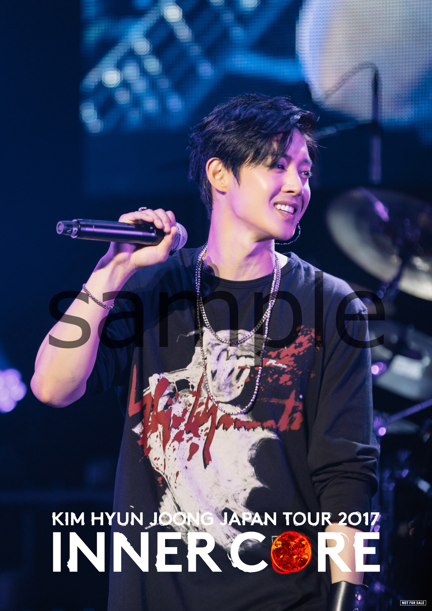 Universal Music Japan Update - Release of 12.20 Kim Hyun Joong Japan Tour 2017 Inner Core DVD and Blu-ray, Pictures of purchaser benefits released! 2017.11.27