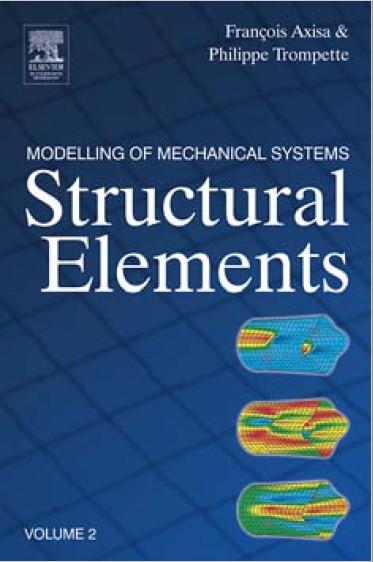 دانلود کتاب مدل سازی المان های سازه ای