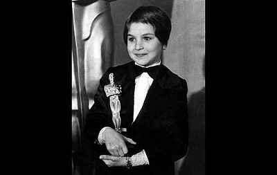 جوان ترین بازیگر برنده اسکار کیست | چه کسی جوان ترین برنده جایزه اسکار