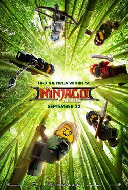دانلود انیمیشن The LEGO Ninjago Movie 2017 !