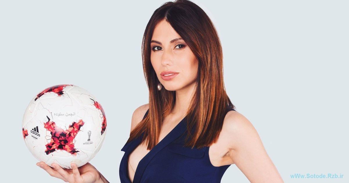 ماریا کوماندنایا maria komandnaya در جام جهانی 2018 روسیه