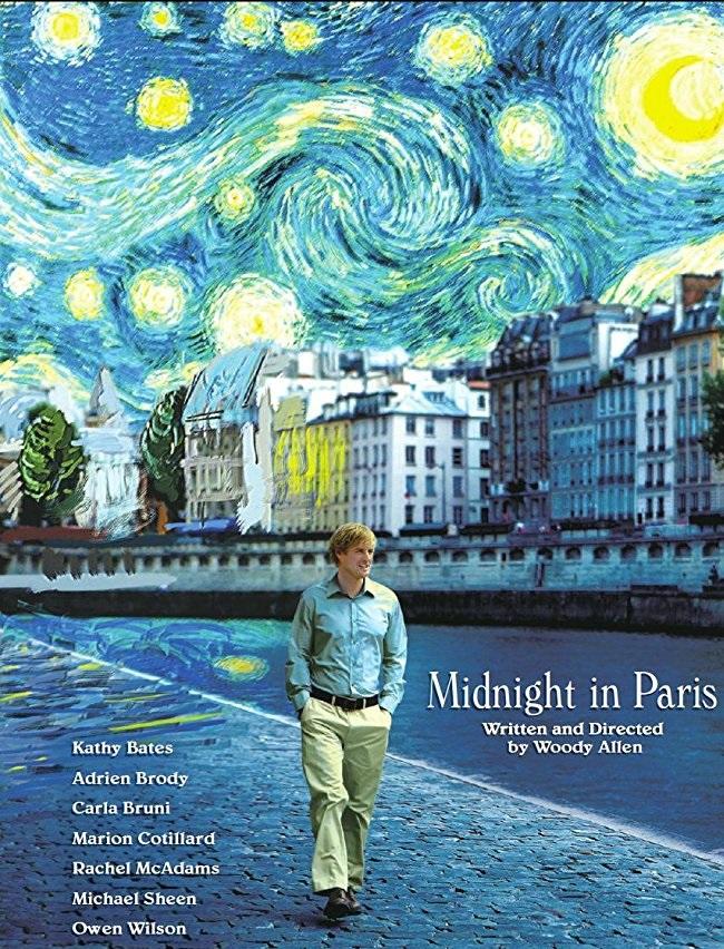 فیلم midnight in paris. فیلم نیمه شب در پاریس، دانلود فیلم