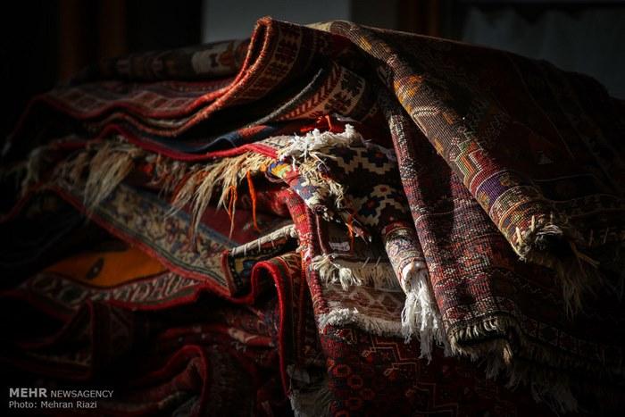 4Tehran carpet market