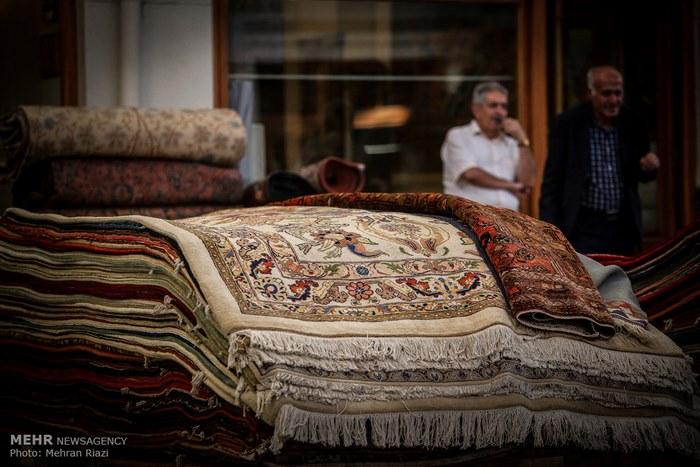 6Tehran carpet market