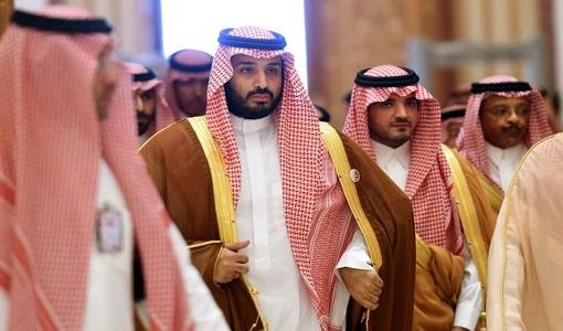 انتخاب محمد بن سلمان به عنوان شخصیت سال در نظرسنجی مجله تایم