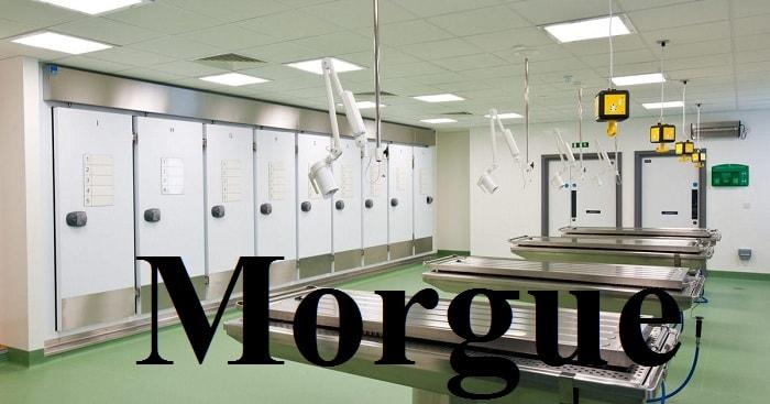 سردخانه – Morgue – آموزش لغات کتاب ۵٠۴ – English Vocabulary – کدینگ لغات ۵٠۴