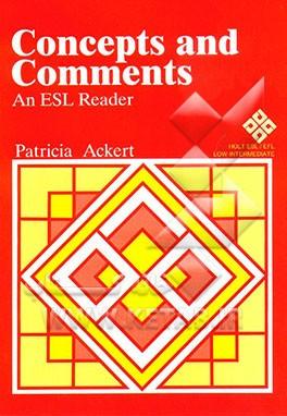 کتاب concept and camments