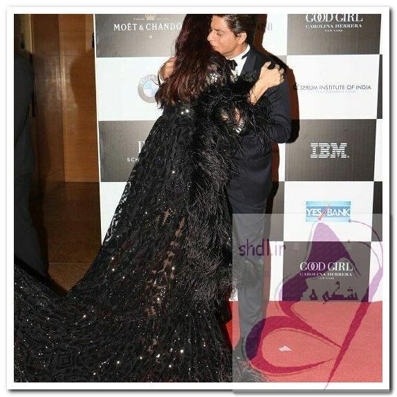 زوج طلایی فیلم دیوداس شاهرخ خان و آیشواریا در سال 2017