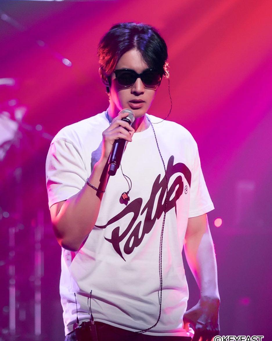 [Photo] Kim Hyun Joong Japan Mobile Site Update [2017.12.01]