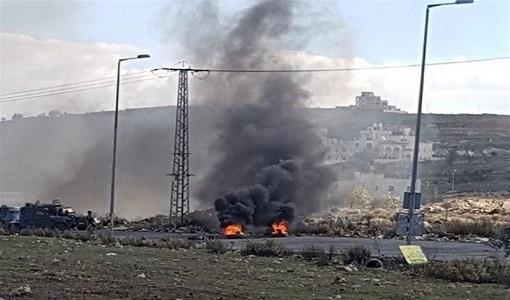 بیش از ۵۰ فلسطینی به ضرب گلوله نظامیان صهیونیست زخمی شدند