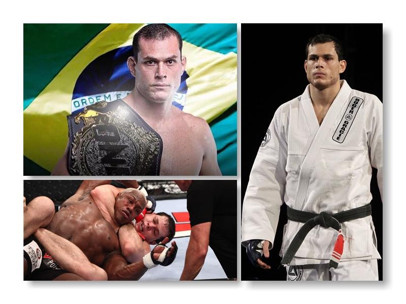 دانلود کالکشن مبارزات راجر گریسی | Roger Gracie MMA Career