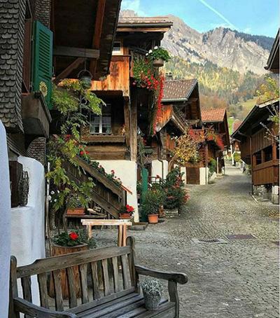 خیابان های براینز سوئیس