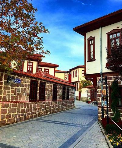 خیابان های همامونو ترکیه