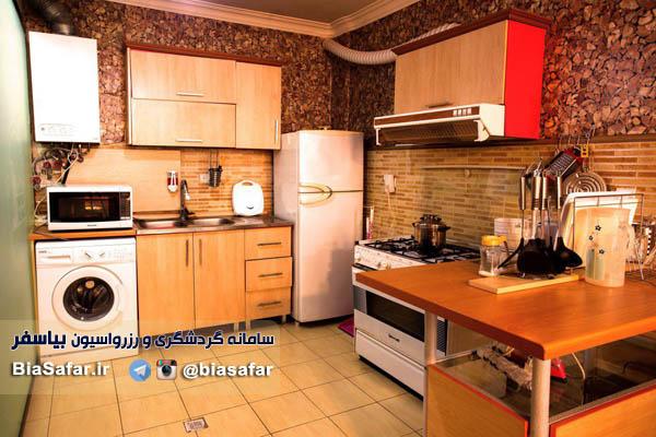 هتل ویلایی هخامنشیان پارتاک اصفهان