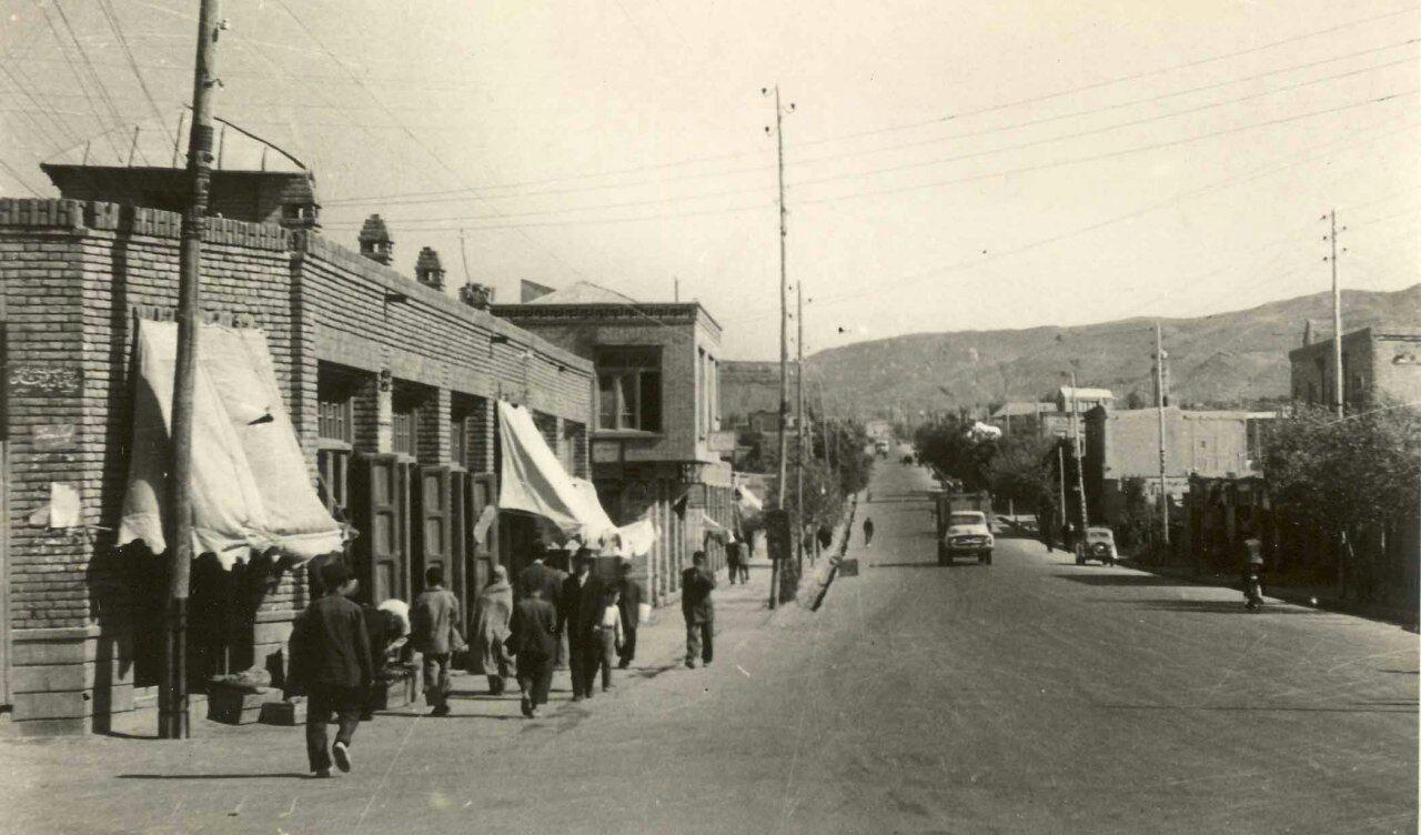خیابان قدیمی تبریز