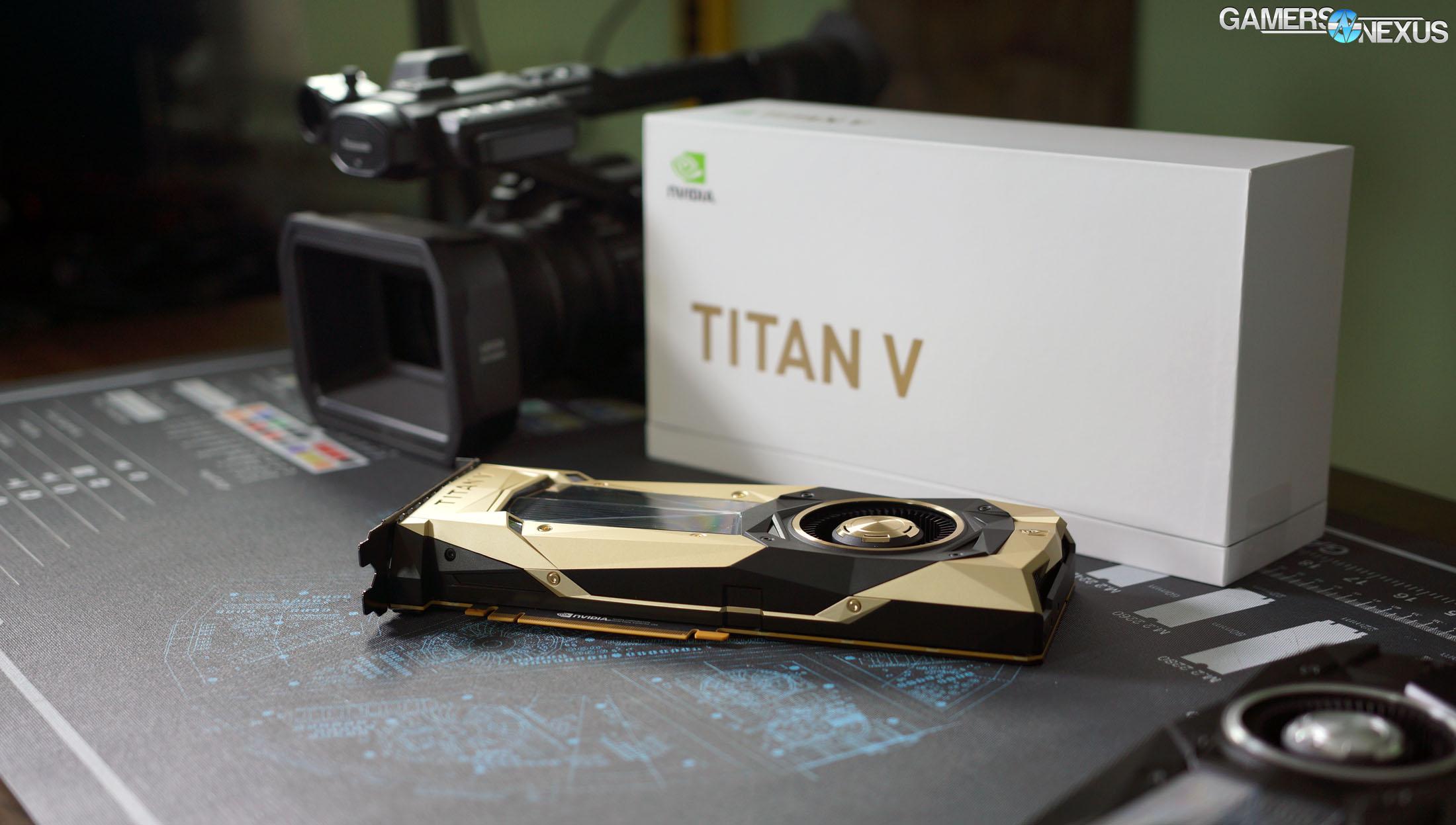 Titan V - Benchmark