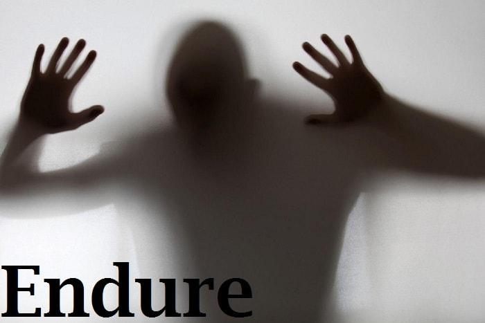 تحمل کردن – Endure – آموزش لغات کتاب ۵٠۴ – English Vocabulary – کدینگ لغات ۵٠۴