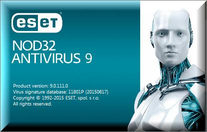 دانلود ESET NOD32 Antivirus آنتی ویروس ESET