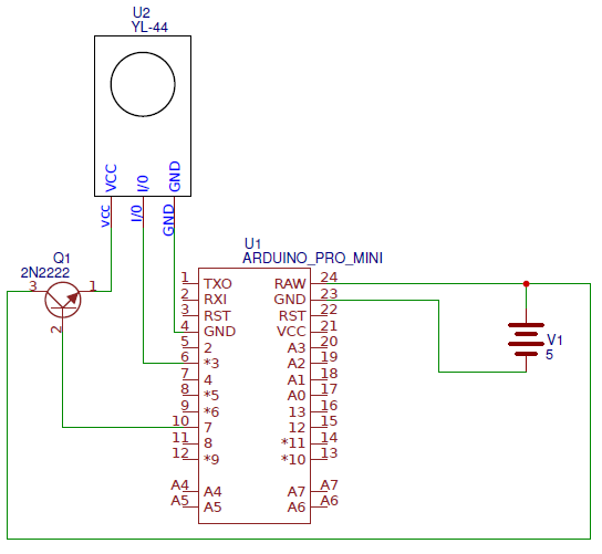 SOLVED] problem with arduino buzzer module
