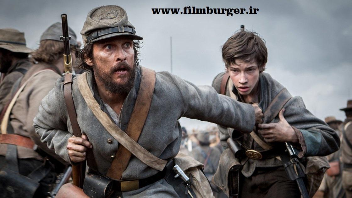 پوستر جدید از فیلم war drama !