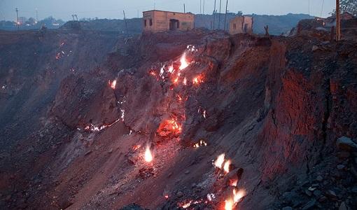 سفر به جهنمی به نام جهاریا؛ شعله ور بودن آتش یکصد ساله در هند