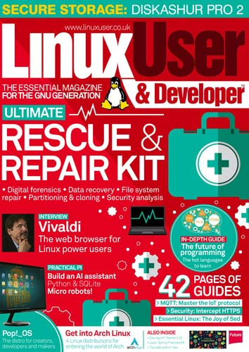 Linux User and Developer issue 186