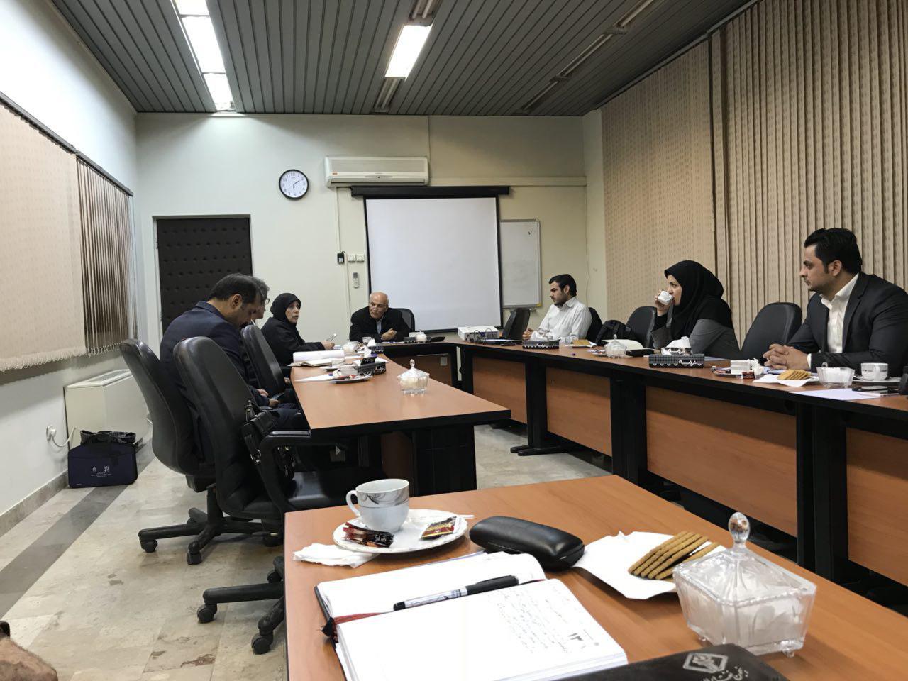 نشست علمی روابط بین الملل انجمن فنّاوری های بومی ایران