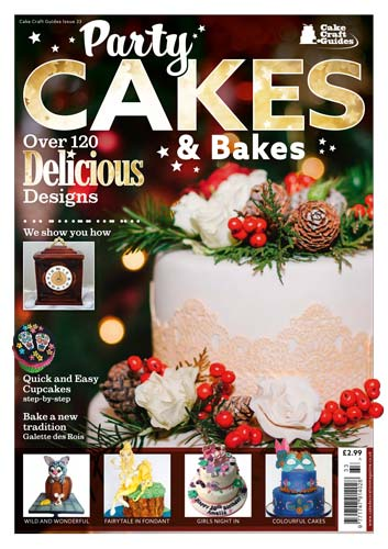 Cake Craft Guides Issue 33 2017