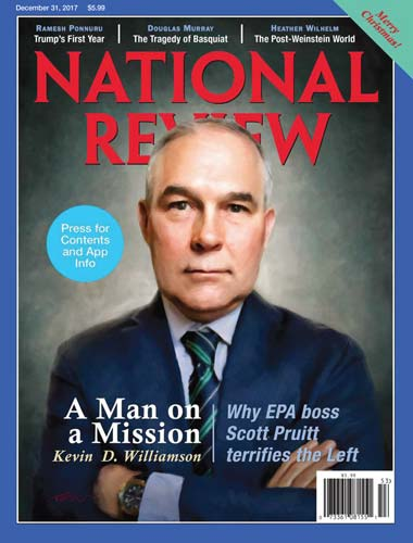 National Review 31 December 2017