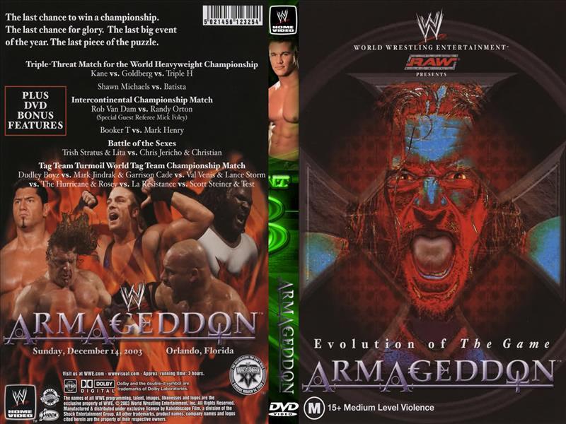 Armageddon 2003