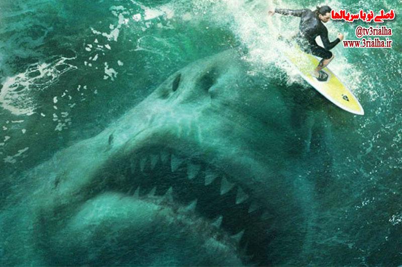 انتشار اولین تصویر فیلم مگ با بازی جیسون استاتهام