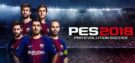 دانلود ترینر بازی PES 2018 /  PRO EVOLUTION SOCCER 2018