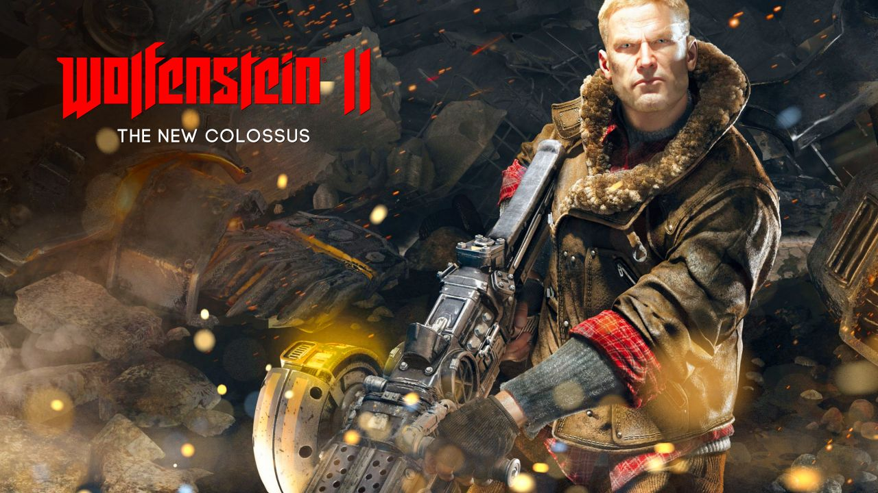 دانلود کرک codex بازی Wolfenstein 2 The New Colossus
