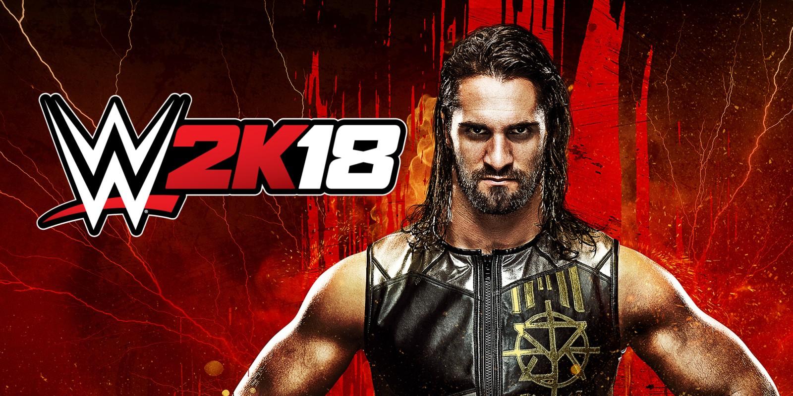 دانلود ترینر بازی WWE 2K18