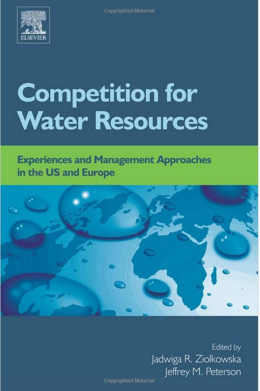 دانلود کتاب جدید رقاب بر سر منابع آبی