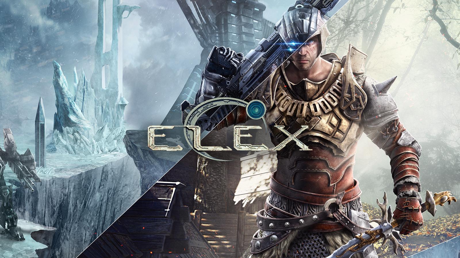 دانلود ترینر بازی ELEX