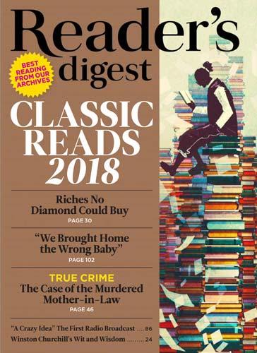 Readers Digest Australia January 2018