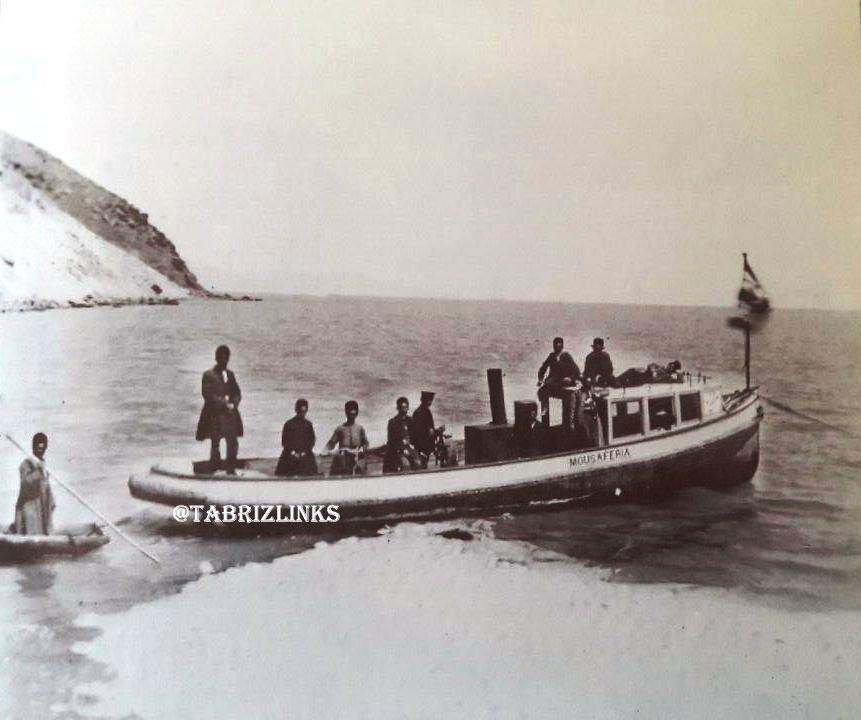 قدیم دریاچه ارومیه