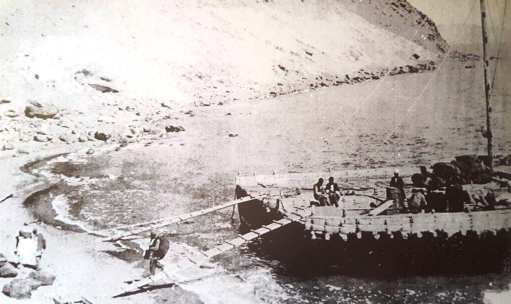 قایقهای ارومیه