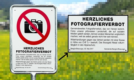 عکاسی ممنوع؛ خطر حسادت و افسردگی!