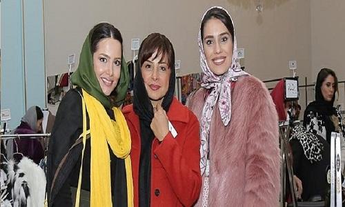 گزارشی از جشن مد ایرانی در کاخ نیاوران