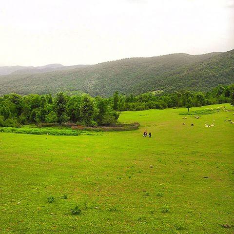 جاذبه های گردشگری رودبار و روستای اسطلخ جان