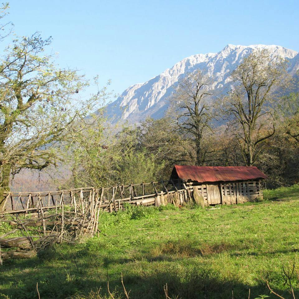 جاذبه های گردشگری رودبار و روستای بالابراگور و فرارود