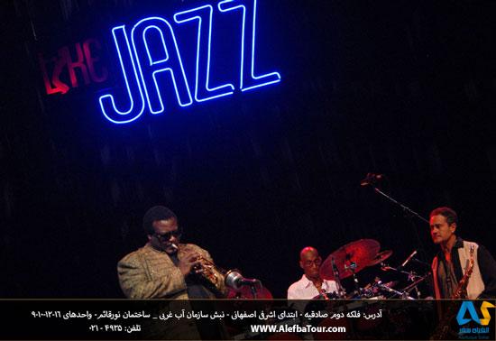 فستيوال جاز در شهر بلگراد صربستان