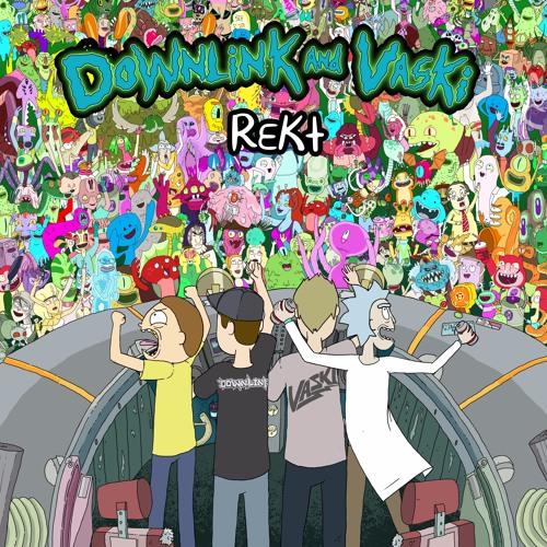دانلود اهنگ Downlink & Vaski به نام Rekt
