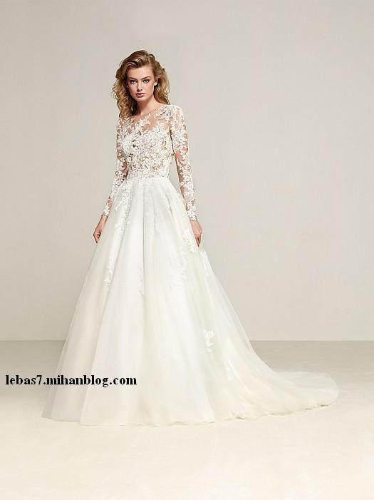 لباس عروس 2018,مدل لباس اروپایی 2018