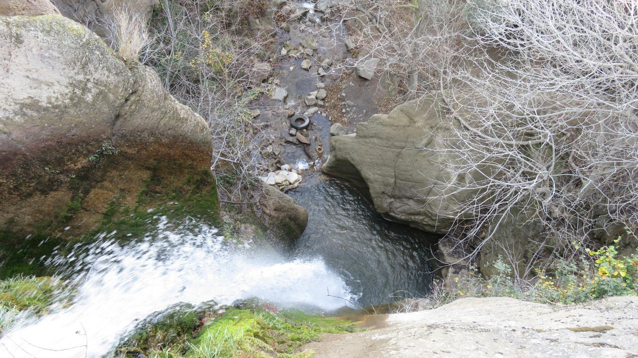 گردشگری گیلان آبشار کلشتر رودبار